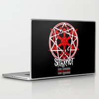 sith Laptop & iPad Skins featuring Sithknot (People=Sith) by Ant Atomic