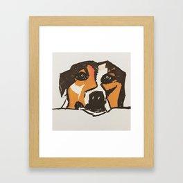 Larica Framed Art Print
