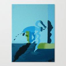 Rooos Canvas Print