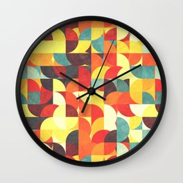 Oh Retro 006 Wall Clock