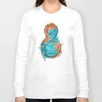 infinity Long Sleeve T-shirts featuring Infinity by Denson Creative