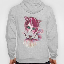 Cheshire Kitty Hoody