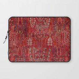 Sultanabad Arak West Persian Rug Print Laptop Sleeve