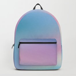 Defocused Holographic Background Backpack