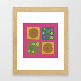 Eye Candy Framed Art Print