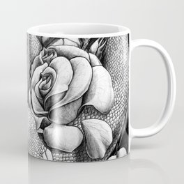 Elfes and snake / Michelle S. Have Coffee Mug