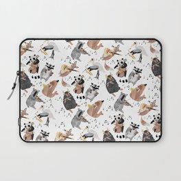 Animal Orchestra Laptop Sleeve