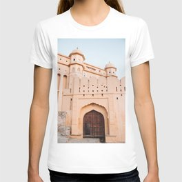 Amber Fort in Jaipur, Rajasthan, India | Travel Photography | T-shirt