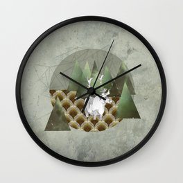 HOMEDEER Wall Clock