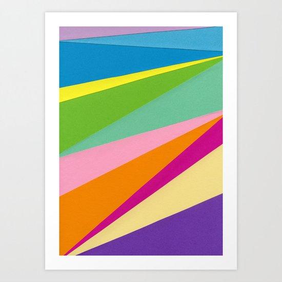 Multilayer Art Print