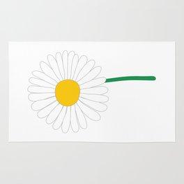 Daisy Illustration Rug