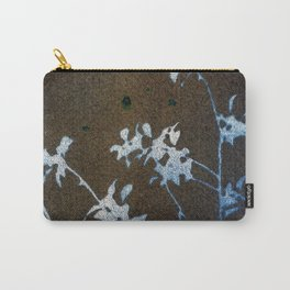Revealed Floral Carry-All Pouch