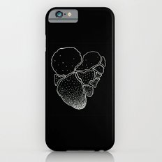 BLACK HEART iPhone 6s Slim Case