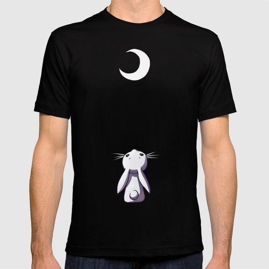 Moon Bunny T-shirt