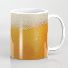 Beer Bubbles Coffee Mug