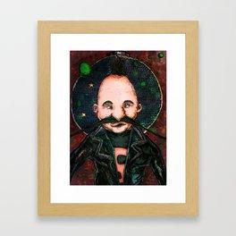 SpaceJohn #12345678 Framed Art Print