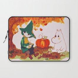 The Autumn Tea Laptop Sleeve
