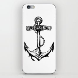 The Anchor iPhone Skin