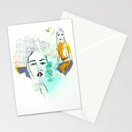 Rayuela Stationery Cards