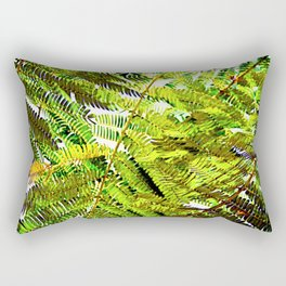 Miniature Jungle Rectangular Pillow