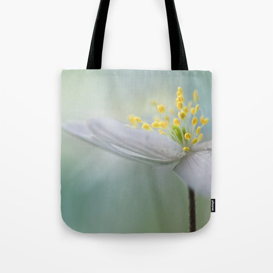 Gorgeous Wood Anemone... Tote Bag