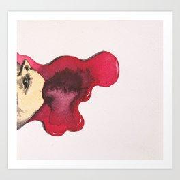 Chick 2,392 of 5,326 Art Print