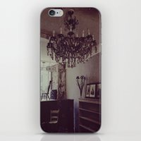 antique iPhone & iPod Skins featuring Antique by Jane Lacey Smith