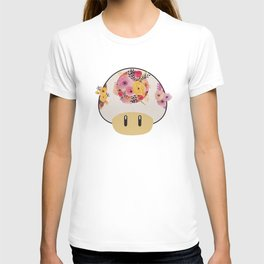 Mushroom in Bloom T-shirt