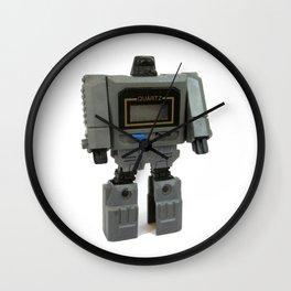 Wrist Watch Robot Wall Clock