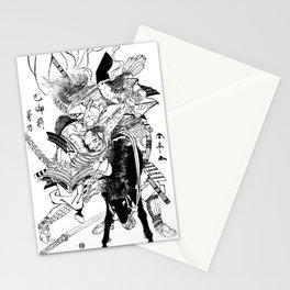 Tomoegozen yūriki Stationery Cards