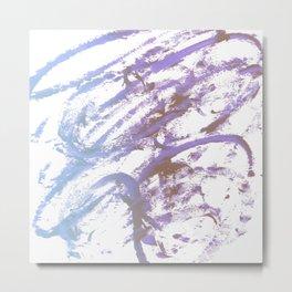 blue ecstacy Metal Print