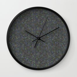 Within Cells Interlinked Wall Clock