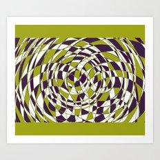 Pulse DPA150521 Art Print