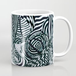 Liquid Skull Coffee Mug