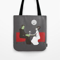 The Horror of Love Tote Bag