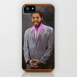 THE POSTY iPhone Case