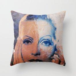 Divas - Greta Throw Pillow