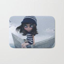 Erregiro Blythe Custom Doll The Hope Sailor Bath Mat
