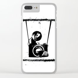 AGFA camera Clear iPhone Case