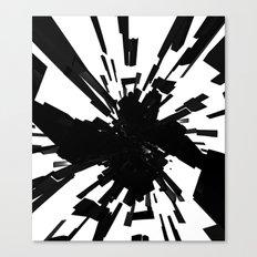 REAR VIEW MIRROR Canvas Print