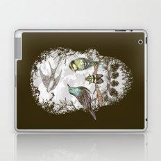 Nature's Skull II Laptop & iPad Skin