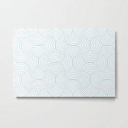 geometric #2 Metal Print