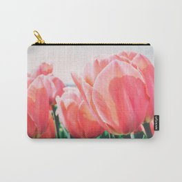 Tulips field 24 Carry-All Pouch