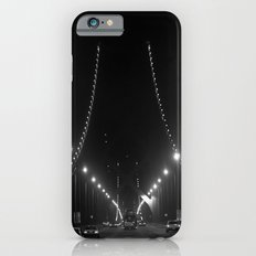 Late Nights on the Bay Bridge iPhone 6s Slim Case