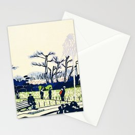 Museums And Art Galleries, Spring Color - Digital Remastered Edition Stationery Cards