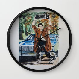 In Your Eyes Wall Clock