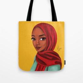 jamilah Tote Bag