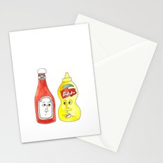 Condiment Friendship Stationery Cards