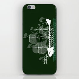 Cutter Fish iPhone Skin