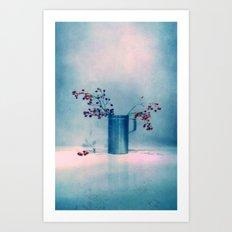 Berry II Art Print